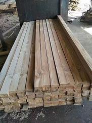荆州加拿大松木板材