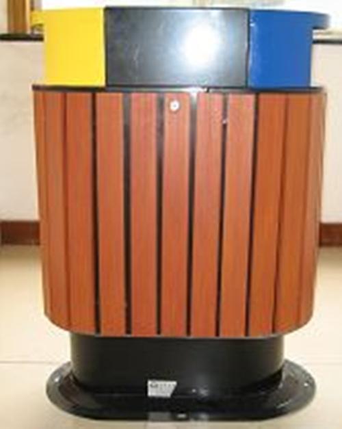 美亚特生态木木塑垃圾桶质量好 价格便宜