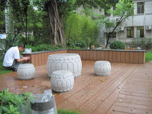 生态木厂家直销批发生态木内外墙板 生态木地板