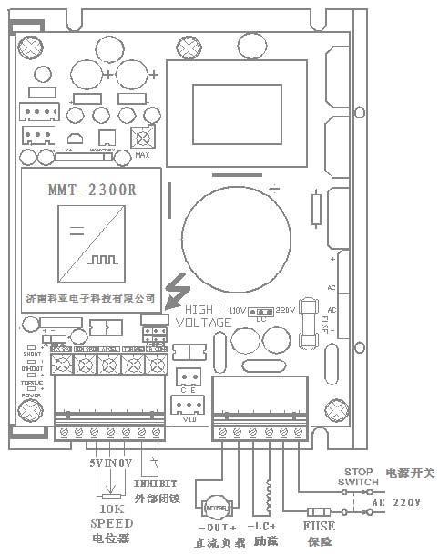 脉宽直流调速器,马达控制器,直流电机调速器