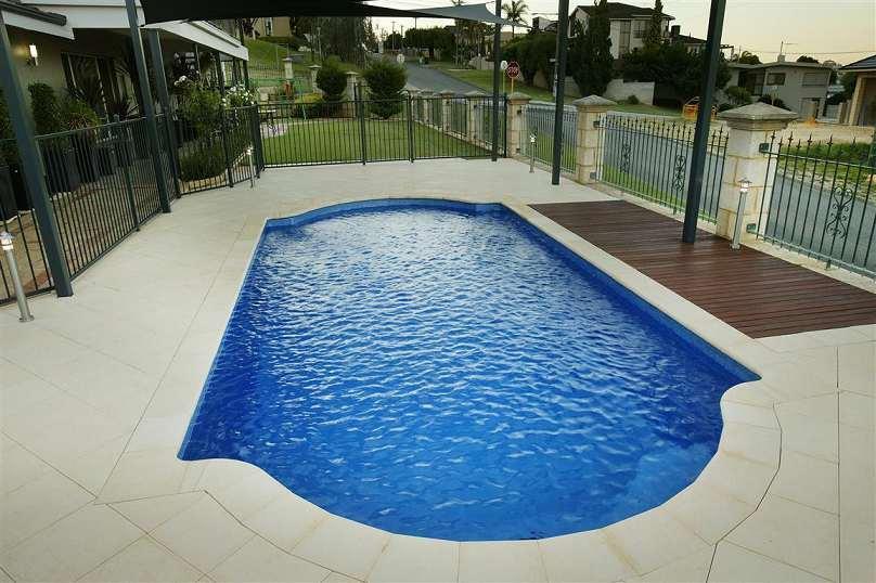 凯旋系列豪华王者别墅游泳池