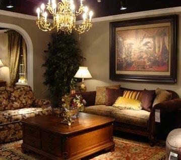 家庭欧式装修用壁纸还是艺术漆