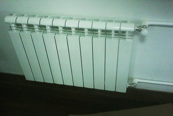 意大利威格舒高压铸铝暖气片 博世ZWC35-3MF