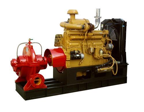 XBC系列柴油机消防泵组太平洋