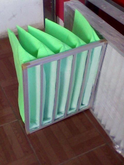 供应空气杀菌专家初效袋式过滤器\/初效袋式过