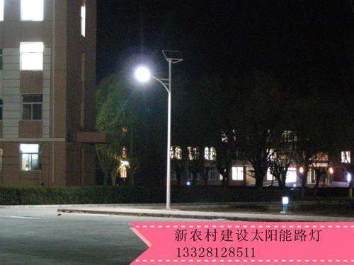 山东聊城太阳能路灯 新农村建设指定品牌