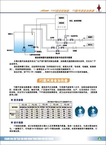 电动恒温控制阀热水温度控制器