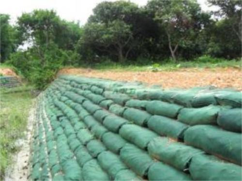道路绿化护坡生态袋