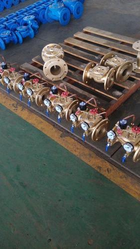 上海厂家供应优质200X不锈钢可调试减压阀