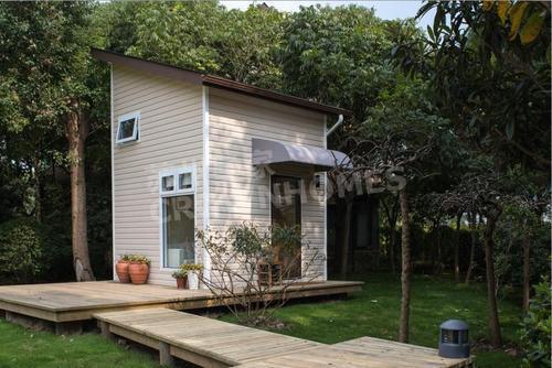 预制木结构房屋 移动单身公寓