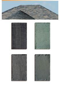 天然石板瓦|石板瓦|平瓦|永陶建材出品