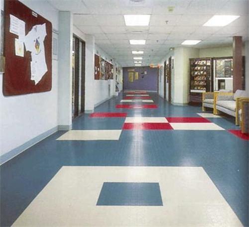 六盘水pvc塑胶地板,幼儿园pvc地板