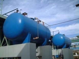 化工防腐行业专用钢衬塑储罐