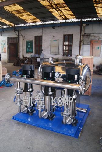 不锈钢无负压成套供水设备