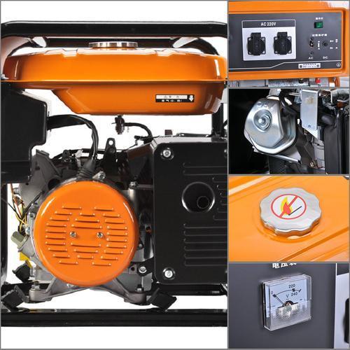 5KW小型汽油发电机