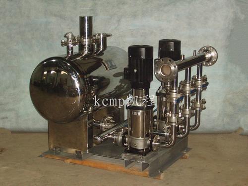 KCBW型无负压供水设备