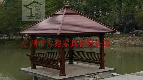 园林景观凉亭设计
