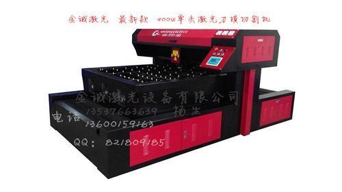 400W单头木板激光刀模机
