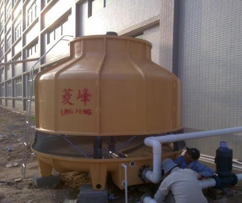 火力发电厂一般都有冷却塔