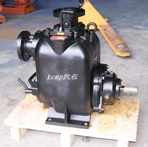 凯程牌SP-2型无堵塞自吸式排污泵