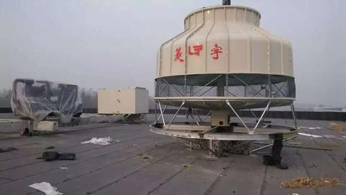 菱宇玻璃钢冷却塔