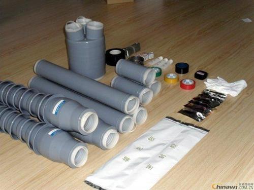 其他低压配电装置及低压电器       沃尔冷缩电缆终端头在制作时,采用