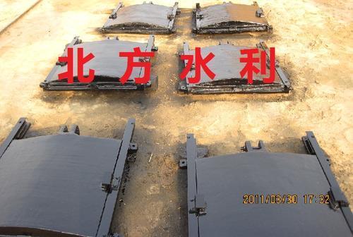 农田灌溉专用启闭机闸门、水产养殖专用铸铁闸门螺杆启闭机