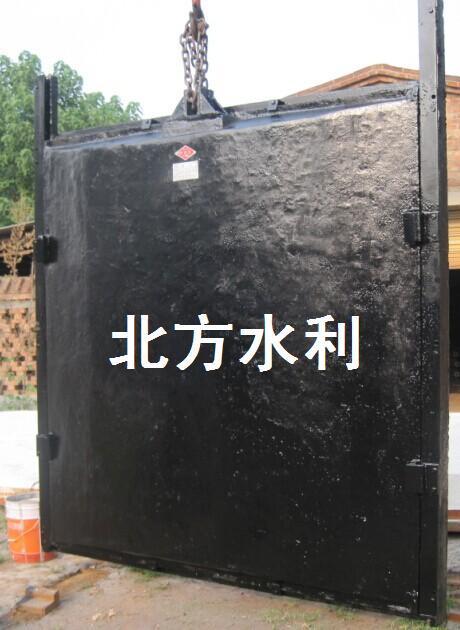 双向止水铸铁闸门-北方水利