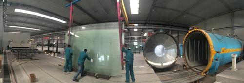 郑州5mm6mm钢化超白夹胶玻璃