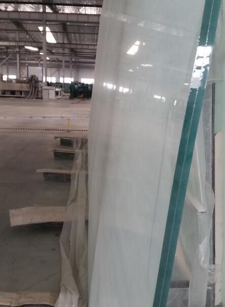 河南5米长19mm透明白玻钢化