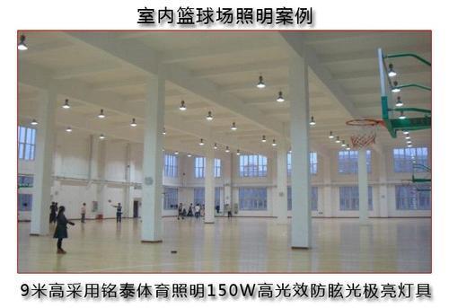 室内篮球馆专用灯具