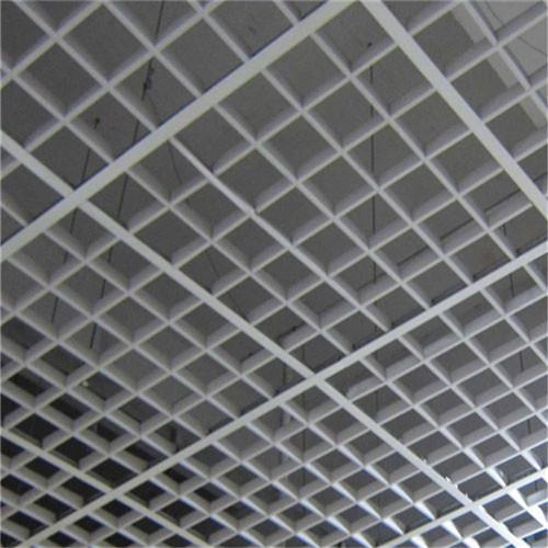 铝格栅挂片_条形铝格栅吊顶