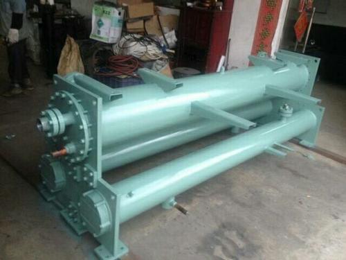 壳管式蒸发器,冷凝器 满液式冷凝器 满液式蒸发器