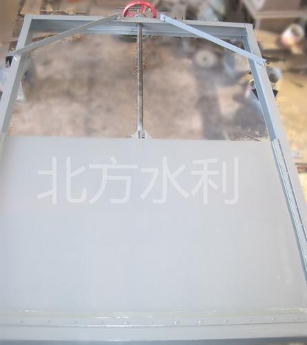 喷锌防腐钢制闸门