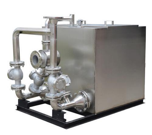 全自动污水提升设备工作原理