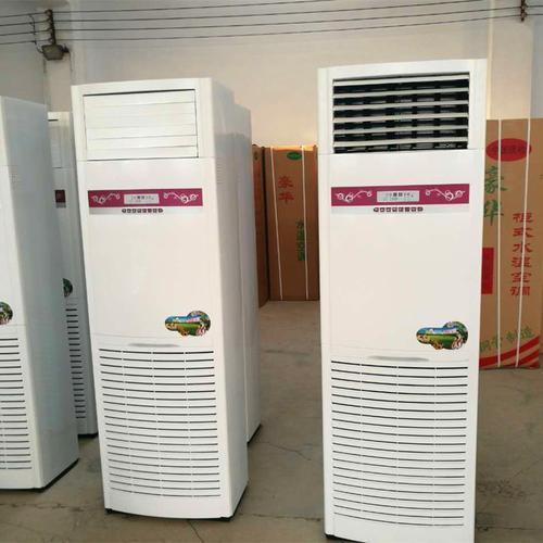 艾尔格霖5匹72根铜管立柜式水温空调
