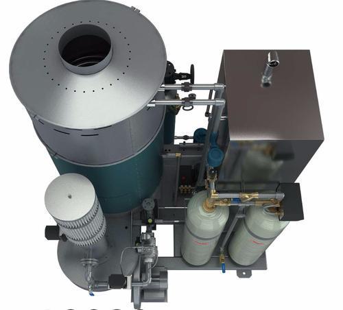 F系列蒸汽发生器(2t/h以下免检)