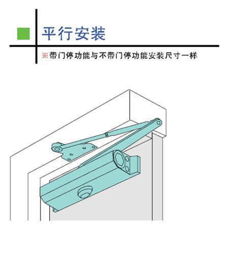 日本NHN85闭门器