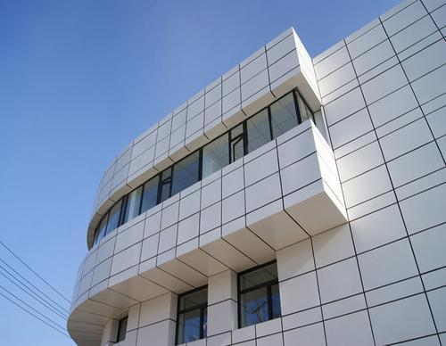 户外铝单板2,2.5,3mm氟碳漆金属铝板幕墙