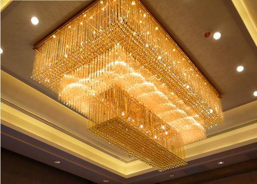 2017广东专业定制非标工程灯厂家,质量安全可靠,专业酒店大型灯具制作16年