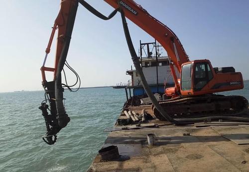湖南河道挖机清淤泵