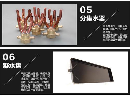 直销FP-LM系列立式明装风机盘管