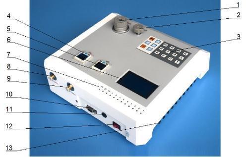 微流控12通道正负压恒压泵图片