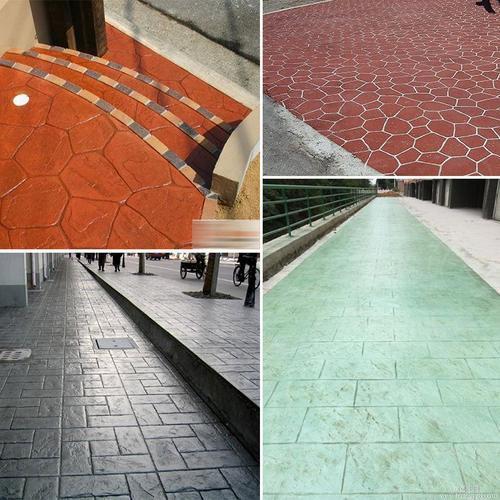 1 支设好混凝土模板,做好控制点,水准点,转弯半径及平面位置,使制模