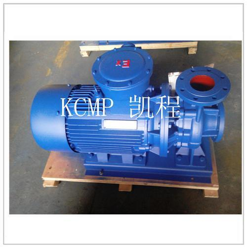 ISW卧式管道离心泵 热水循环泵 单级单吸离心泵
