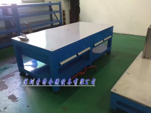 模具钳工桌-钢板钳工桌-钳工工作桌厂家