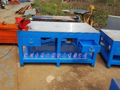 钢板工作台厂家-钢板工作台价格-深圳钢板工作台