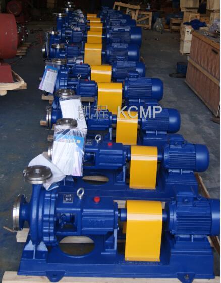 ISO2858标准耐腐蚀化工泵