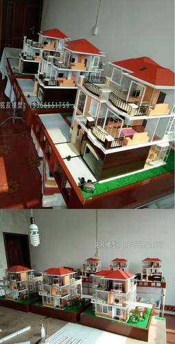 铭辰智能家居模型演示沙盘控制系统产品展示箱