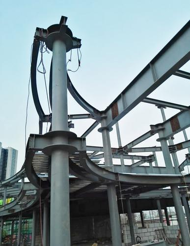 异型钢结构项目
